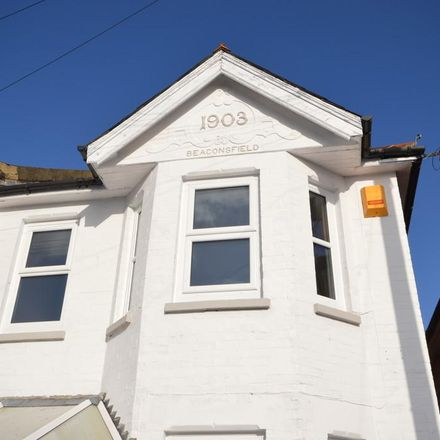 Rent this 3 bed house on Green Road in Bournemouth BH9 1DU, United Kingdom