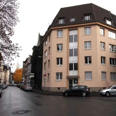 Rent this 1 bed loft on Lutherstraße 36 in 47058 Duisburg, Germany