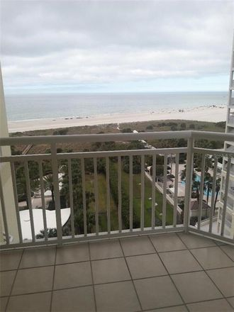 Rent this 2 bed condo on 1200 Gulf Boulevard in Clearwater, FL 33767