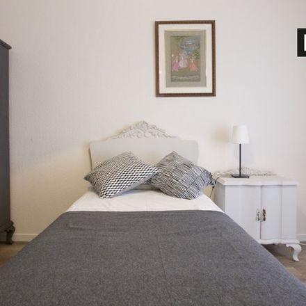 Rent this 6 bed apartment on Calle de San Antonio de Padua in 28001 Madrid, Spain