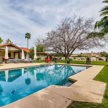 Rent this 6 bed house on 5015 East Doubletree Ranch Road in Paradise Valley, AZ 85253