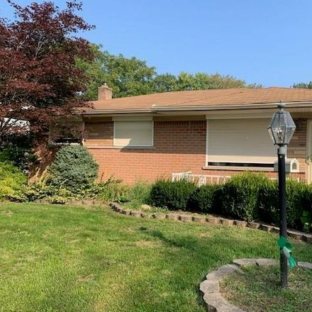 Rent this 3 bed house on 2128 Meyer Court in Lincoln Park, MI 48146
