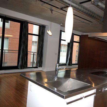 Rent this 1 bed loft on Quartier International de Montréal in Montreal, QC H2Z 1P4