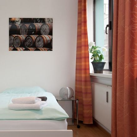 Rent this 1 bed apartment on Komturstraße 4 in 28195 Bremen, Germany