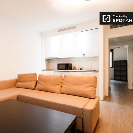 Rent this 1 bed apartment on Calle de Ávila in 25, 28020 Madrid
