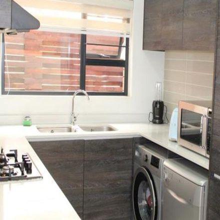 Rent this 3 bed apartment on Zircon Road in Johannesburg Ward 32, Sandton