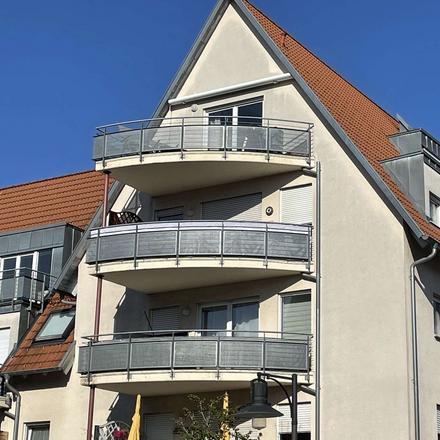 Rent this 2 bed apartment on Auf dem Graben 13 in 72336 Balingen, Germany
