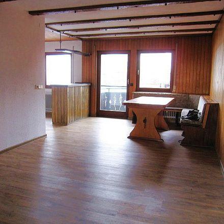 Rent this 5 bed apartment on Freudenstädter Straße 66 in 72290 Loßburg, Germany