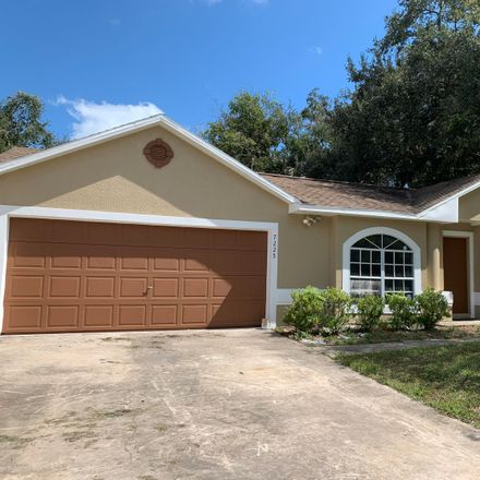Rent this 3 bed apartment on 7225 Export Ave in Cocoa, FL