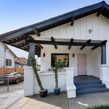 Rent this 3 bed house on 111 South Virgil Avenue in Los Angeles, CA 90004