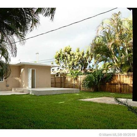 Rent this 2 bed house on 1551 Madison Street in Hollywood, FL 33020
