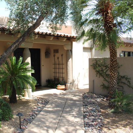 Rent this 3 bed townhouse on 1061 Boulder Drive in Carefree, AZ 85377