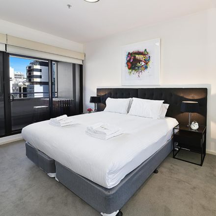 Rent this 1 bed apartment on Strand Central in 250 Elizabeth Street, Melbourne City VIC 3000