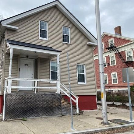 Rent this 5 bed apartment on 377 Friendship Street in Providence, RI 02907