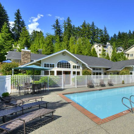 Rent this 1 bed apartment on North Creek in Bothell, WA