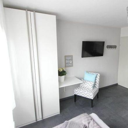 Rent this 1 bed apartment on Östliche Rheinbrückenstraße 17 in 76187 Karlsruhe, Germany