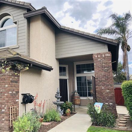 Rent this 4 bed house on 1697 Turnberry Drive in San Marcos, CA 92069