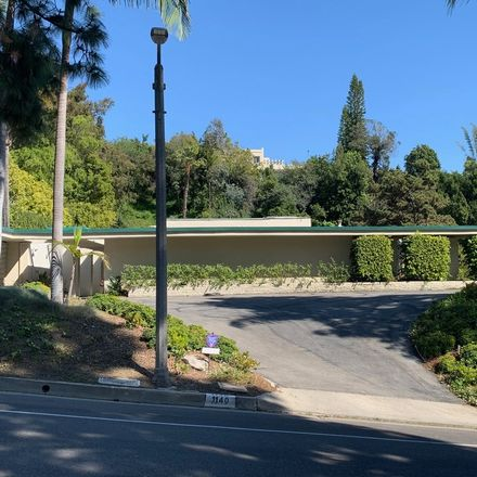 Rent this 5 bed apartment on 1140 Loma Vista Drive in Beverly Hills, CA 90210