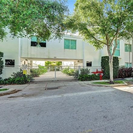 Rent this 3 bed townhouse on 791 Northeast 4th Avenue in Fort Lauderdale, FL 33304