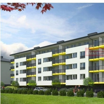 Rent this 3 bed apartment on Osiedle Kalinowe 4 in 31-812 Krakow, Poland