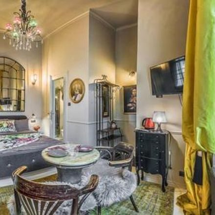 Rent this 1 bed apartment on Budapest in Palotanegyed, HU