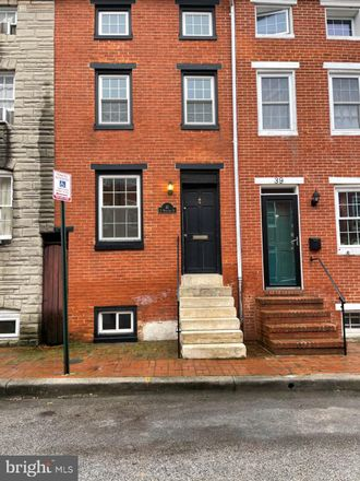 Rent this 2 bed townhouse on 41 East Wheeling Street in Baltimore, MD 21230