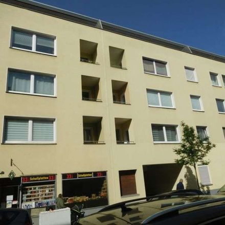 Rent this 1 bed apartment on Moltkestraße 49 in 47058 Duisburg, Germany