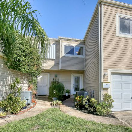 Rent this 3 bed townhouse on 65 Emerald Court in Satellite Beach, FL 32937