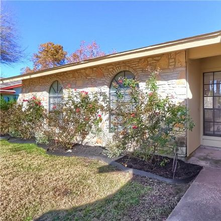 Rent this 3 bed house on 13411 Perthshire St in Austin, TX