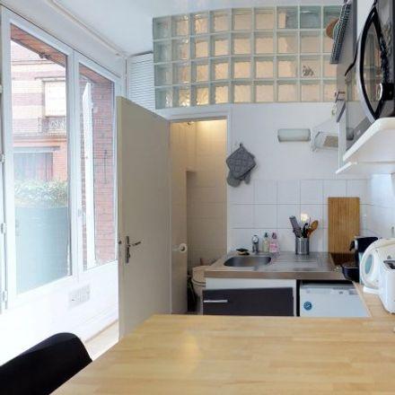 Rent this 0 bed room on 2bis Rue Dampierre in 75019 Paris, France