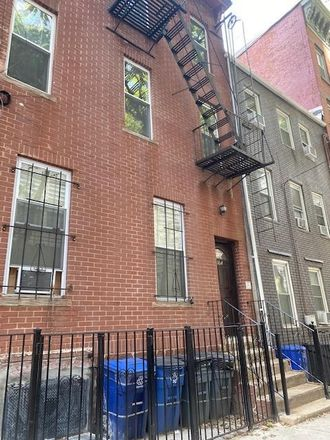 Rent this 3 bed apartment on Steuben St in Jersey City, NJ