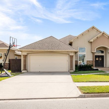 Rent this 3 bed house on 7034 Persimmon Drive in Brownsville, TX 78526