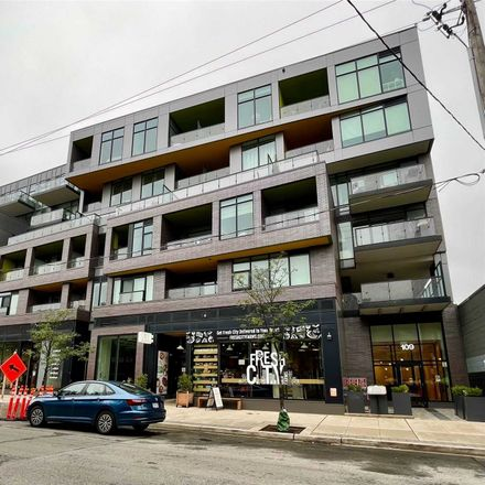Rent this 1 bed loft on Trinity-Bellwoods in Toronto, ON M6J 2Z2