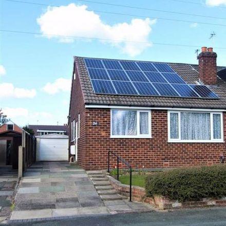 Rent this 2 bed house on Cranborne Avenue in Warrington WA1, United Kingdom