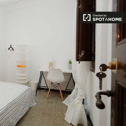 Rent this 5 bed apartment on Facultat de Geografia i Història i Facultat de Filosofia. Universitat de Barcelona in Carrer de Montalegre, 6
