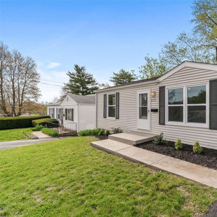 Rent this 3 bed house on 8810 Harold Drive in Berkeley, MO 63134