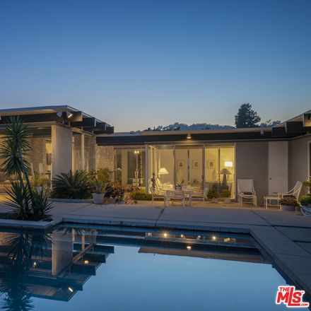 Rent this 4 bed house on 1212 Casiano Road in Los Angeles, CA 90049