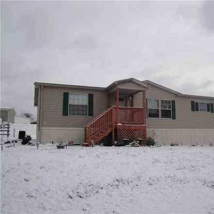Rent this 3 bed house on Rte 21 Mobile Park in Carmichaels, PA