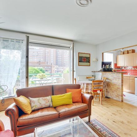 Rent this 1 bed apartment on 19 Avenue Claude Debussy in 92110 Clichy, France