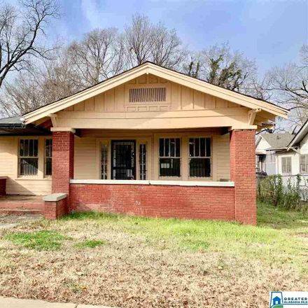 Rent this 3 bed house on 946 48th Street in Birmingham, AL 35208