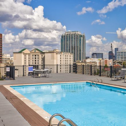 Rent this 1 bed apartment on Americana Apartments in 1906 Chet Atkins Place, Nashville-Davidson