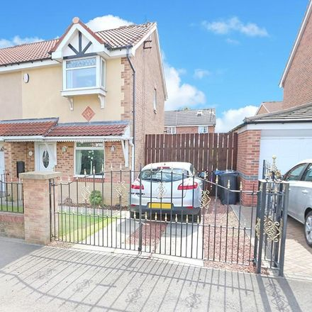 Rent this 2 bed house on Brambles Farm in Middlesbrough TS3 9DY, United Kingdom