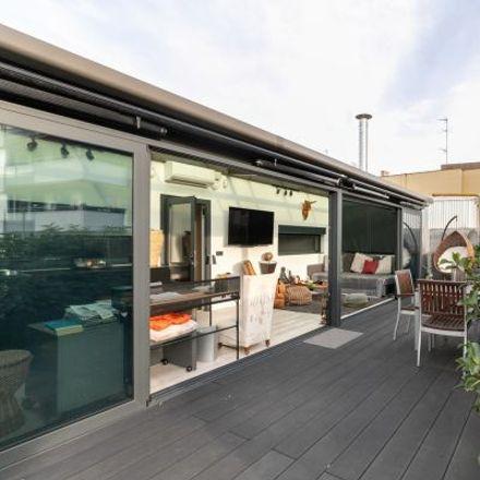 Rent this 3 bed apartment on Farmàcia Riaza Soler - Gispert Serrats in Carrer del Comandant Benítez, 30