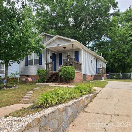 Rent this 3 bed house on 1717 Pegram Street in Charlotte, NC 28205