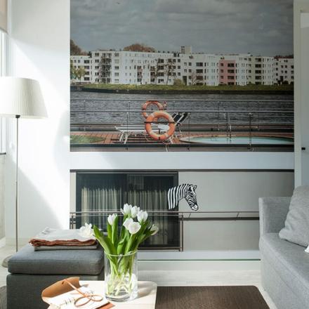 Rent this 3 bed apartment on De Ruijterkade 127 in 1011 AC Amsterdam, The Netherlands