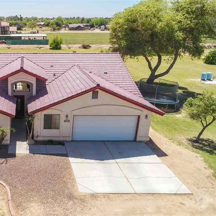 Rent this 4 bed house on 5177 East Mesa View Street in Yuma, AZ 85365