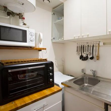 Rent this 2 bed apartment on 87 Rue d'Amsterdam in 75009 Paris, France