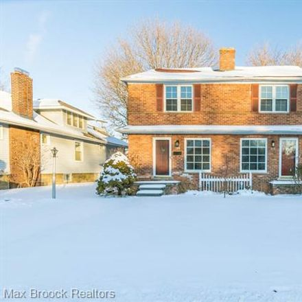 Rent this 2 bed house on 205 South Pleasant Street in Royal Oak, MI 48067