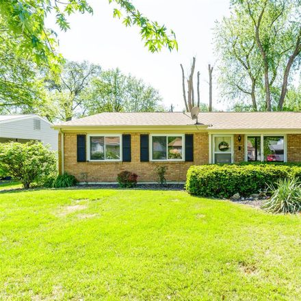 Rent this 3 bed house on 2853 Briarcote Lane in Maryland Heights, MO 63043