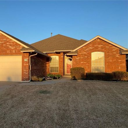 Rent this 3 bed house on 3128 Nighthawk Lane in Moore, OK 73160